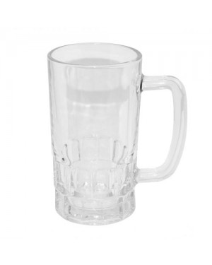 Sublimation Glass Beer Mug blanks