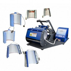 Multi Mug Press Machine Sublimation
