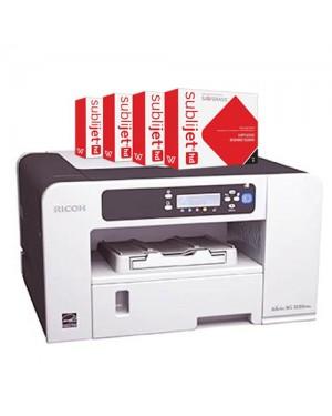 A4 Ricoh printer SG3110DN and ink