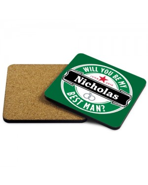 Sublimation Cork Square Coasters
