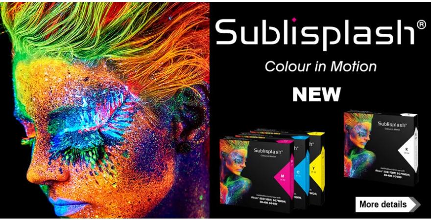 SubliSplash Ink