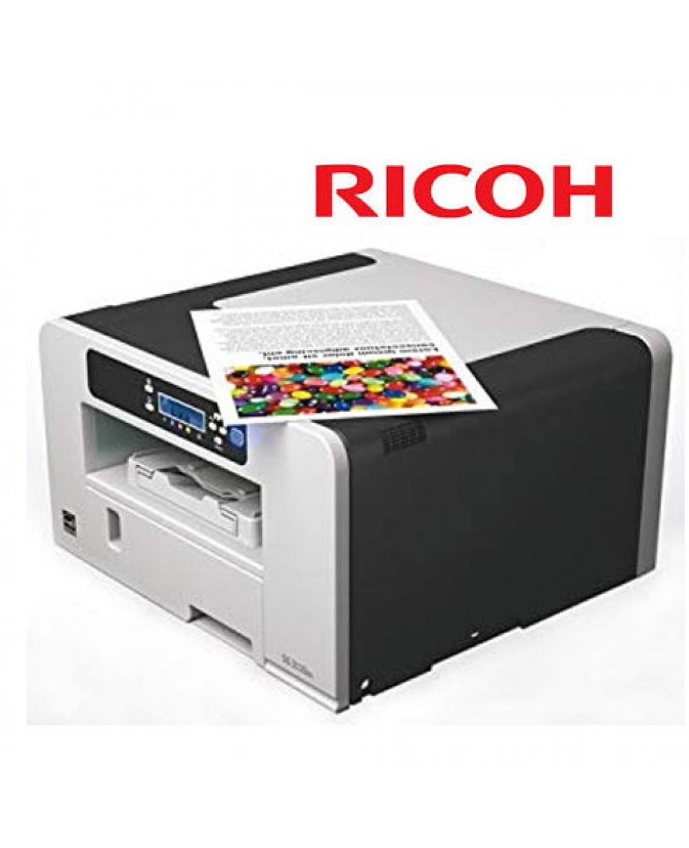 A4 Ricoh SG3110DN Sublimation Gel Printer
