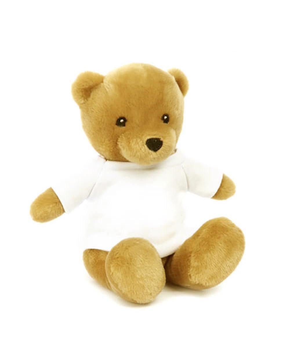 Sublimation Teddy Bear with T-Shirt - 1 Blank