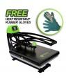 Galaxy heat press manual DP60