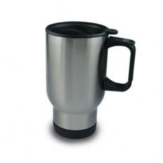 Blank Silver travel mug for Sublimation
