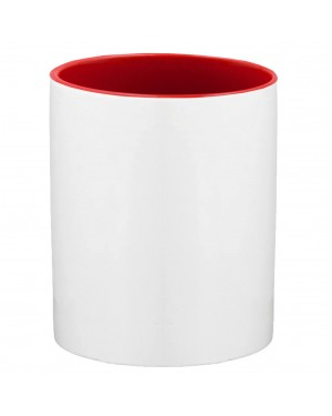 Pencil Caddy - 11oz - Inner Red
