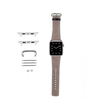 Accessories - Sublimation Wrist Strap for 42MM Apple Watch - DARK GREY