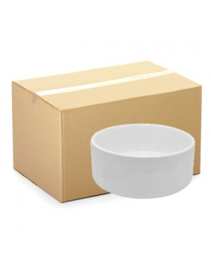CARTON - 12 x Bowls - Ceramic - Cat Bowl
