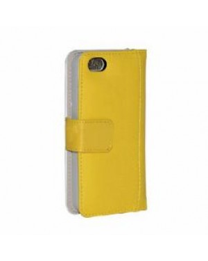 Yellow iPhone 5C Blank Sublimation Phone Flip Case