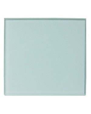 Cutting Board - Glass - SQUARE - 30cm - Smooth Finish