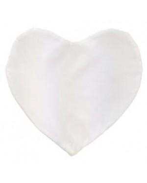 Cushion Cover - Twill Finish - Heart Shaped