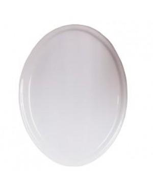 Fridge Magnet - Ceramic - Oval - 7.5cm x 5.8cm