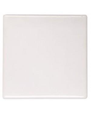 Coaster - 4 x Ceramic - Square - 10cm - Cork Base