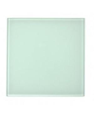 Coaster - 4 x Glass - Square - 10cm