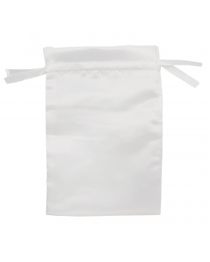 Bags - DOUBLE DRAWSTRING - SATIN - 17cm x 25cm