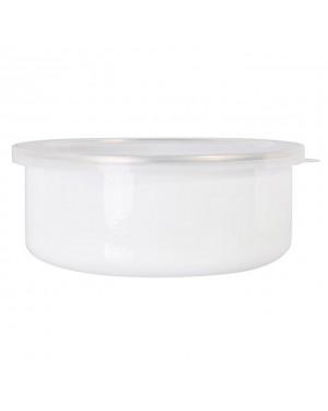 Bowls - Enamel - 20oz (600ml) Bowl With Lid