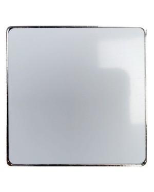 Fridge Magnet - Metal - SQUARE - 5.4cm