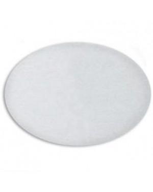 Fridge Magnet - Rubber - Oval - 5cm