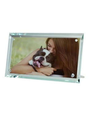 Frames - Glass - Crystal Glass - 30cm x 16cm