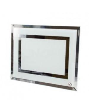 Frames - Glass - Double Mirror Edge - 23cm x 18cm