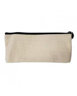 Pencil Case - Linen - 10cm x 24cm