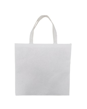 Tote Bag - Fibre Paper - 42cm x 38cm - Short Handles