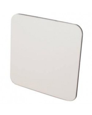 Coaster - 10 x MDF - Square - No Cork Base - 9.5cm