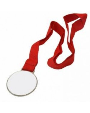 Medal - Olympic Style Award Medal - Silver