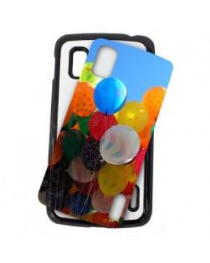 Google Nexus 4 Blank Sublimation Phone Case Plastic