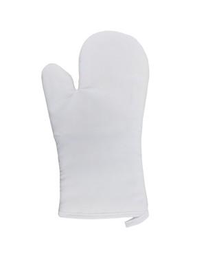 Premium Oven Glove - 18.5cm x 33cm - White