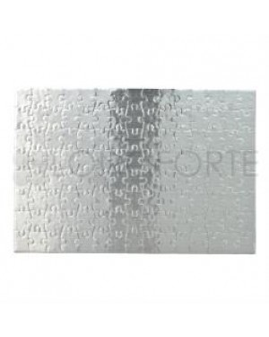 Jigsaw Puzzles - Cardboard - A4 - Silver