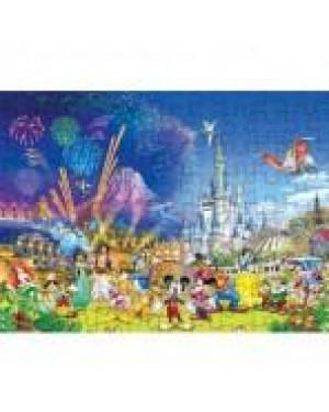 Jigsaw Puzzles - Cardboard - A5