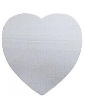 Jigsaw Puzzles - Cardboard - Heart Shape