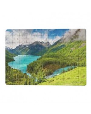 Jigsaw Puzzles - Fabric - A5