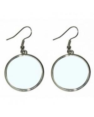 Jewellery - Earrings - Hanging Earrings - Round