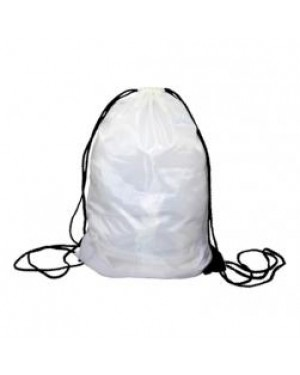 Drawstring Gym Bag - 100% Polyester