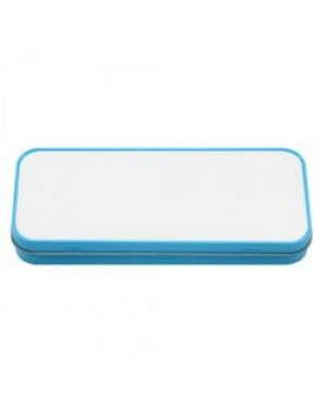 Tins - Stationery and Pencil Tin - Blue