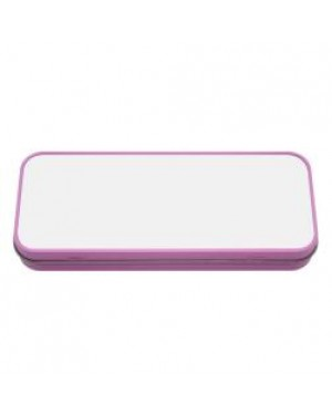 Tins - Stationery and Pencil Tin - Pink