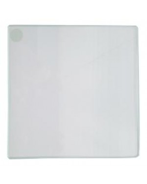 Clear Glass Sublimation Tile - 6in x 6in