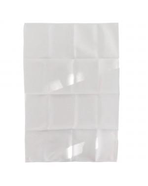 Towel - Fish Scale - 100% Polyester - 40cm x 60cm - MEDIUM