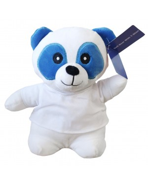 Soft Toys - Super Soft Panda with Printable T-Shirt