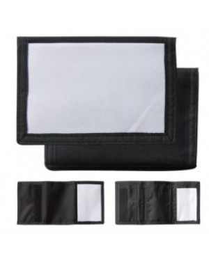 Wallet - Nylon - Black