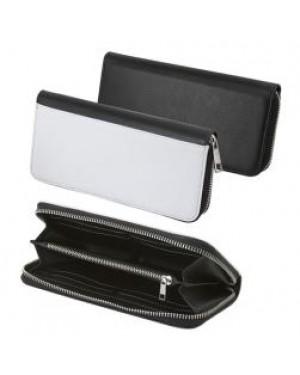 Wallet - Zipper - Black