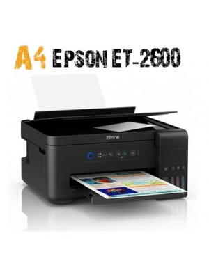 A4 Epson 2600 Sublimation Printer & Ink