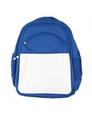 Bags - Extra Large 'Youth' Rucksack with Panel - Blue