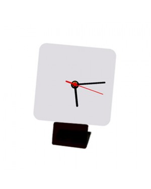 MDF Desk Clock for Sublimation Printing