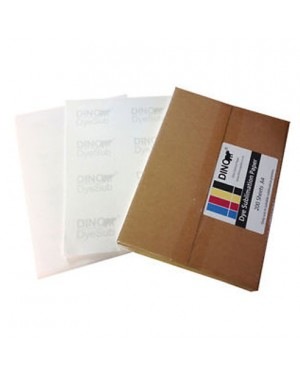 Dino Sublimation Paper 100 Sheets