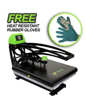 "Galaxy Heat Press Machine 16"" x 20"" Manual DP60"