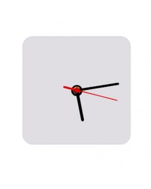 MDF Square Sublimation Clock Blank 23cm