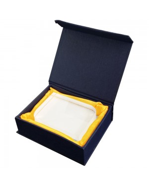 Sublimation Crystal Block Smooth Corner 7.8cm x 5.8cm
